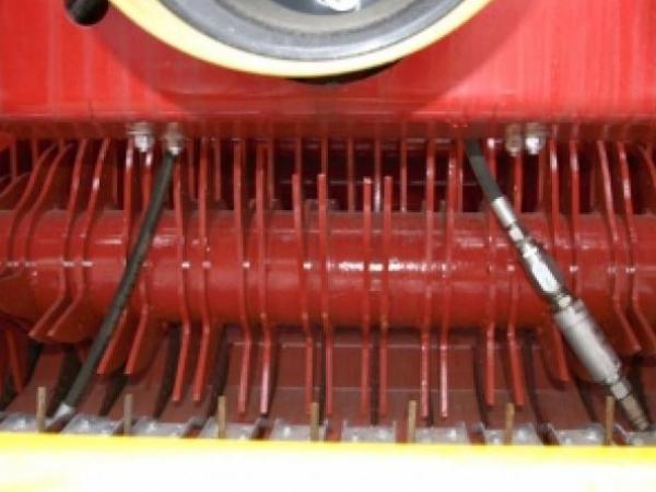 Prasa belująca Z562 z rotorem