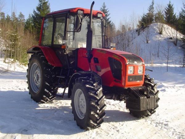 Ciągnik Belarus 1025.4