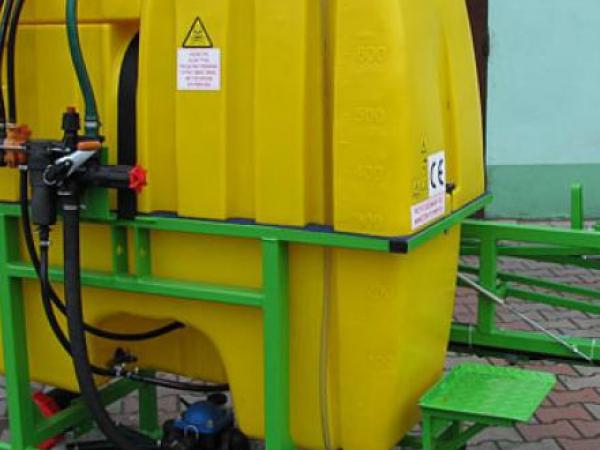 Opryskiwacz 600 litrów
