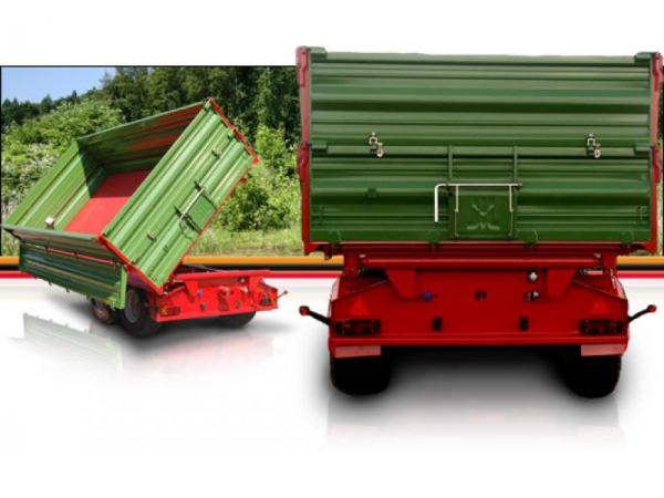 Przyczepa T663/1