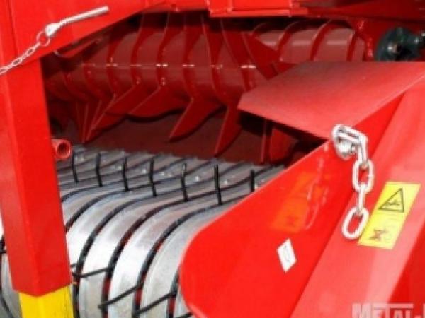Prasa belująca Z562 z rotorem i nożami