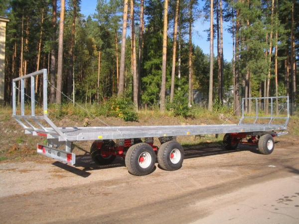 Przyczepa T-608