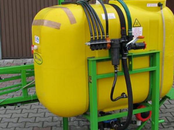 Opryskiwacz 500 litrów