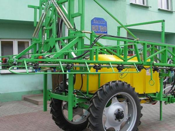 Opryskiwacz 1200 litrów HYDRAULIK